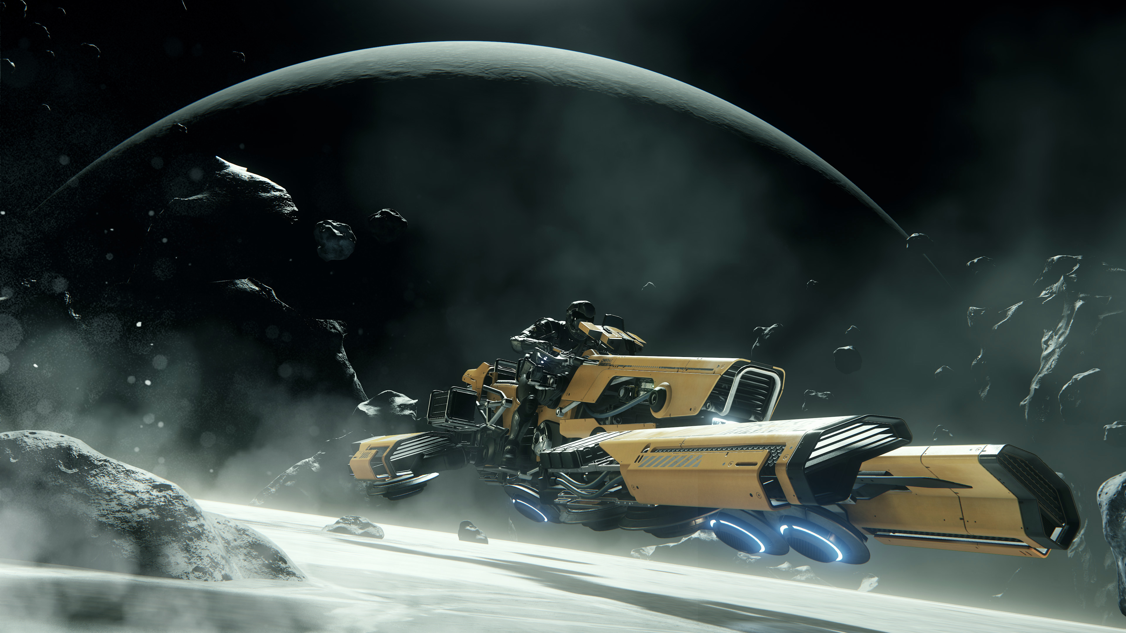 Star Citizen Will Blow Your Mind With New Demo And Screenshots Showing Planetary Landing And More