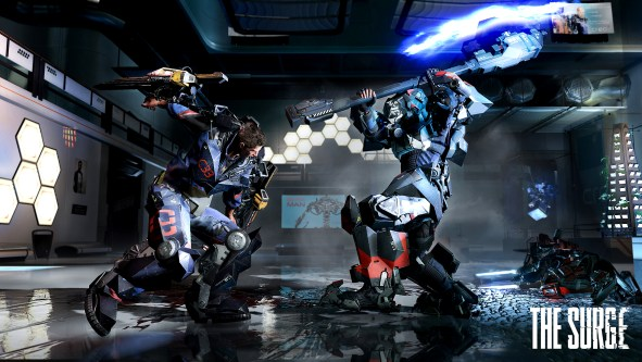 Image result for the surge pc gameplay