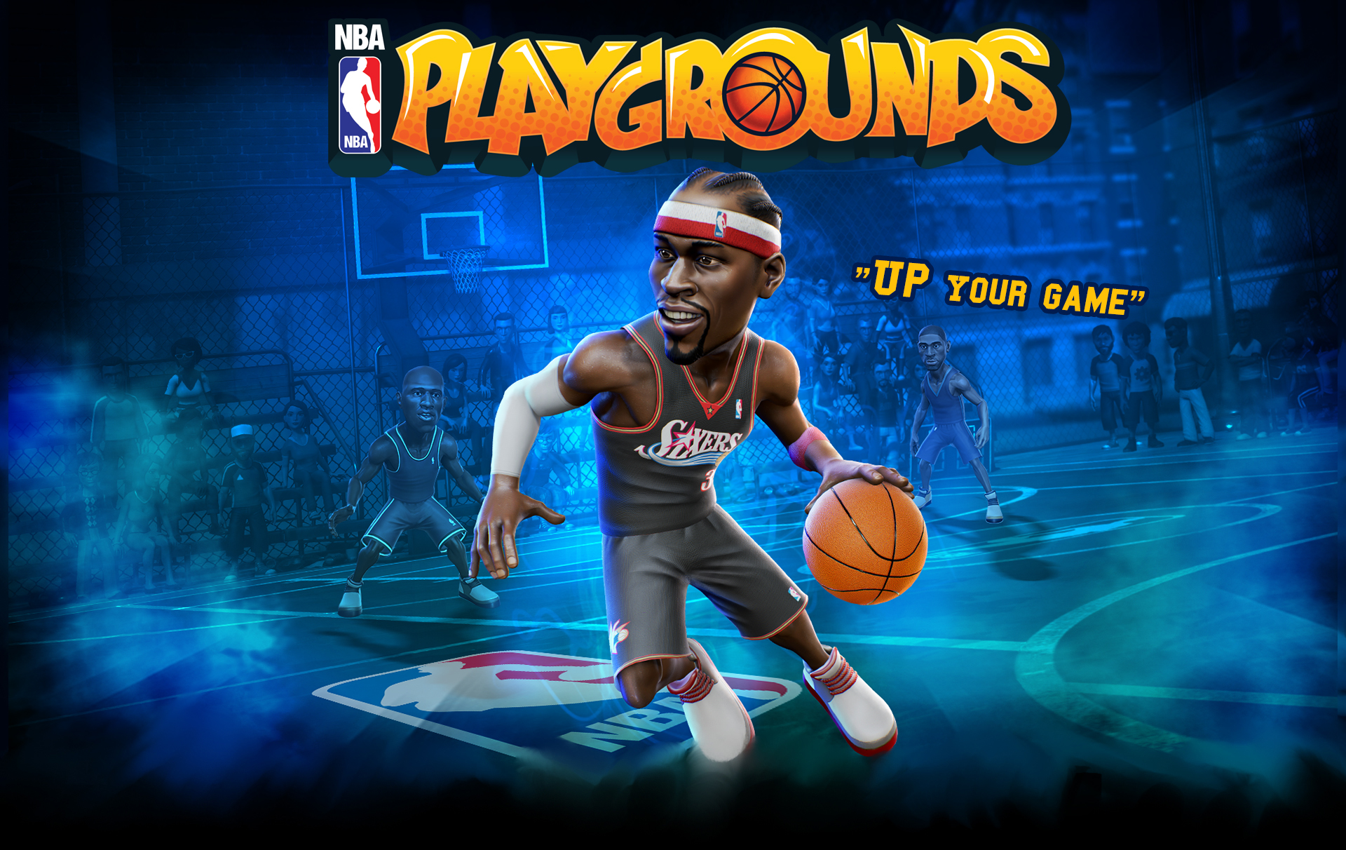 NBA Playgrounds Gets New Gameplay Trailer New Gameplay