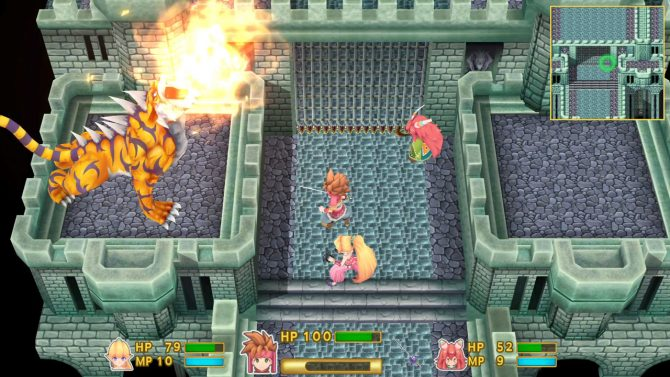 Secret of Mana Interview -- Producer Talks Future of the Series, Nintendo Switch, and More