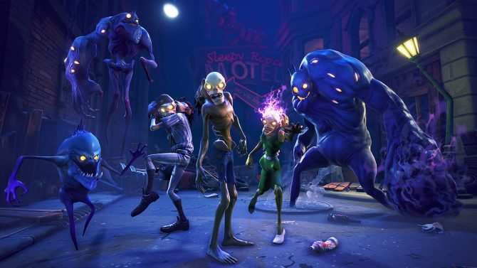 Fortnite Gets An Update With A New Trap Shadowplay And More