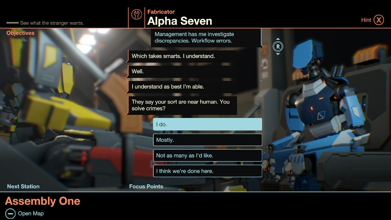 Subsurface Circular Review -- Surprisingly Linear, Unsurprisingly Dynamic