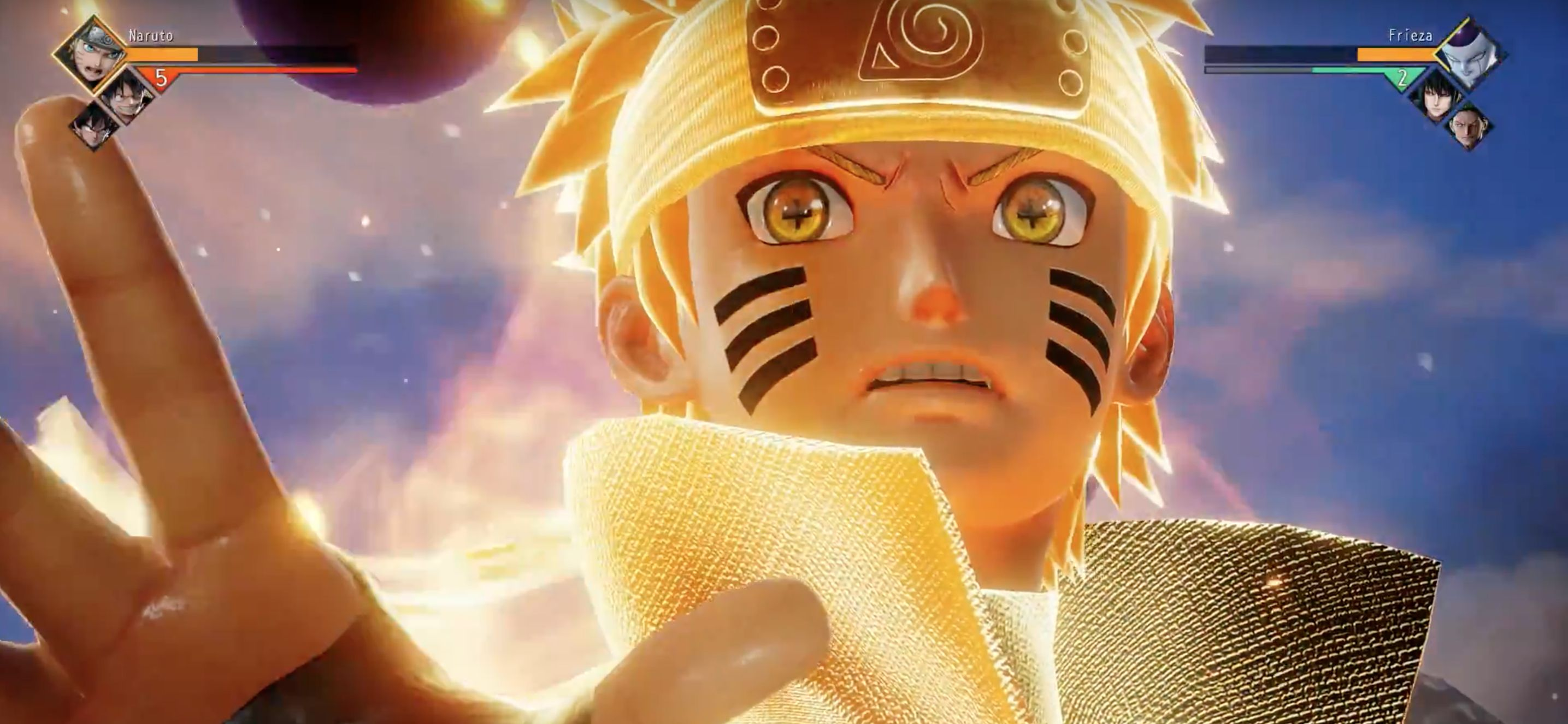 New Jump Force Gameplay Trailer Shows Dragon Ball One