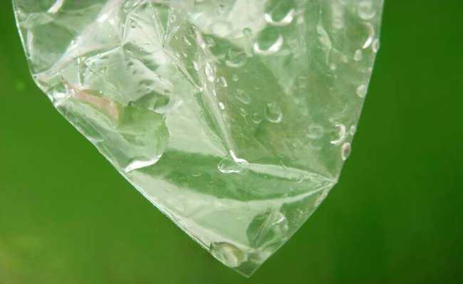 plástico de PEBD ou PELBD