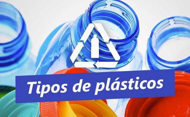 Conheça os tipos de plástico