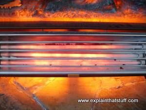 How do heating elements work?  Explain that Stuff