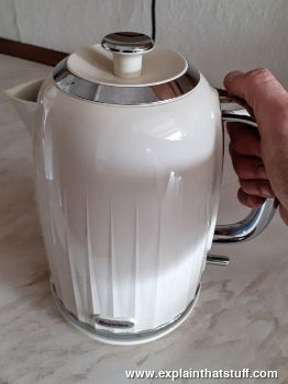 How Do Electric Kettles Work Explain That Stuff