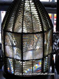 lentille de Fresnel Lighthouse