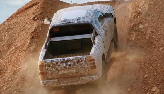Ford представя нов Ranger с американски нотки (ВИДЕО)