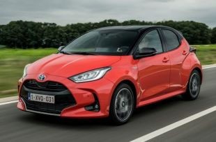 And Europe's car of the year … – ᐉ Auto news, articles and information