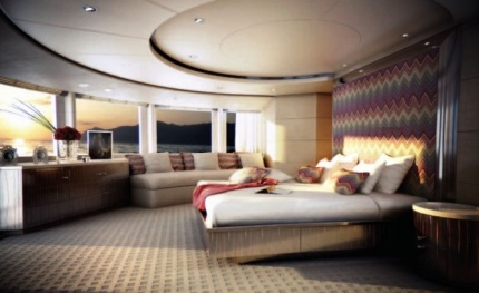 The Benetti Vision Luxury Yacht Told U So