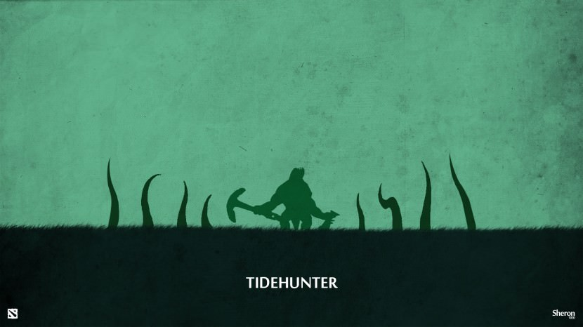 50 Beautiful DOTA 2 Posters Amp Heroes Silhouette HD