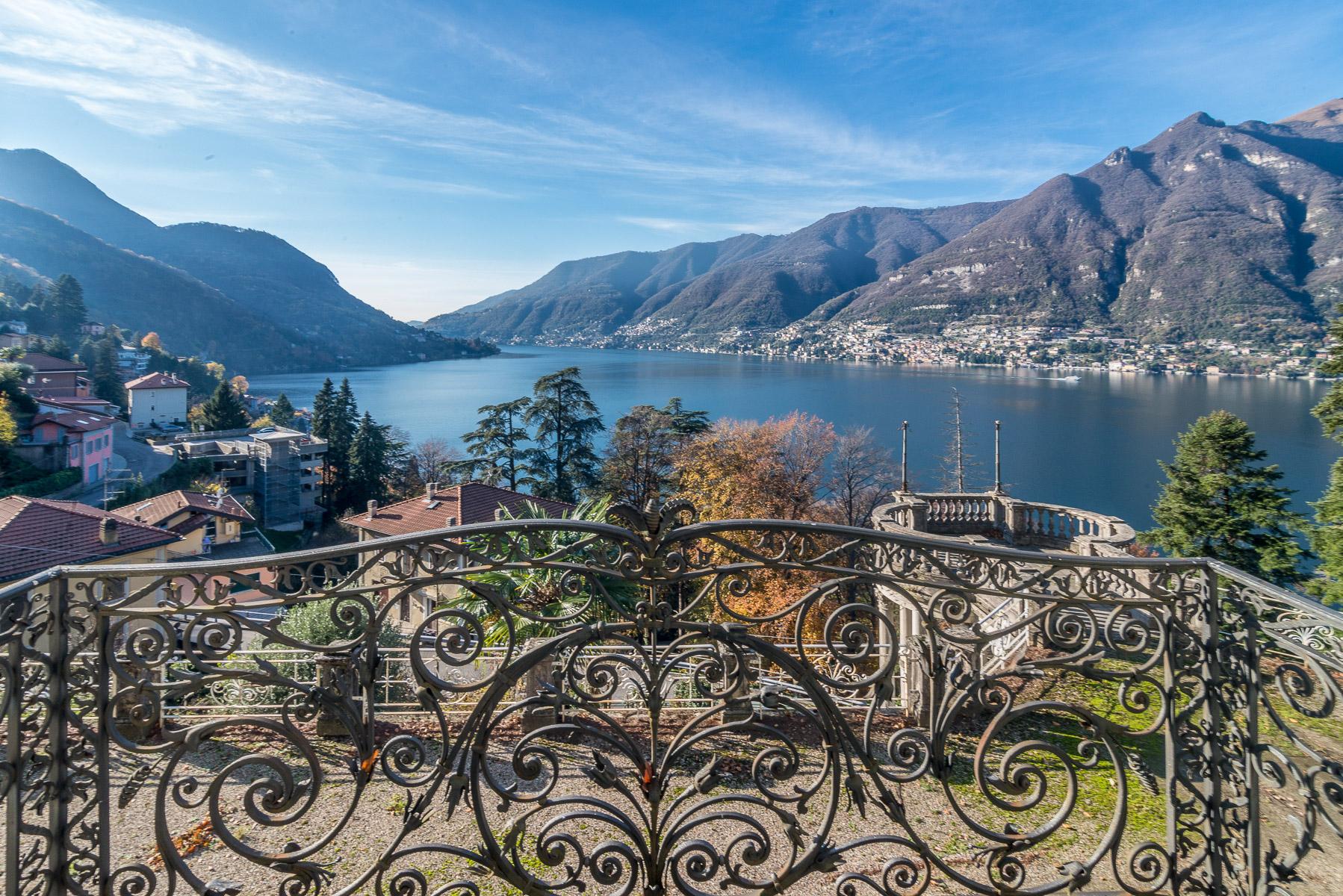 Villa Di Lusso In Vendita A Faggeto Lario Via Per Palanzo