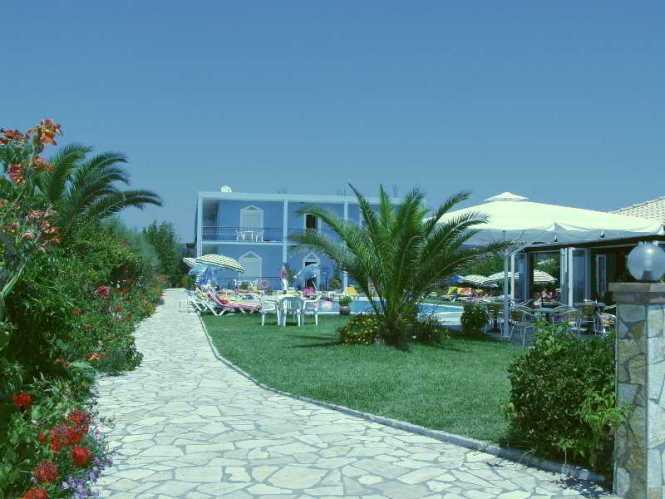 Hotel Blue Diamond Agios Georgios