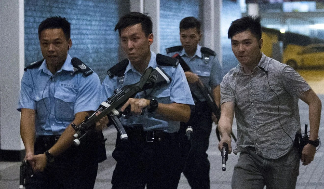 Why Hong Kong Needs A Brand New Police Force For A 21st Century China South China Morning Post