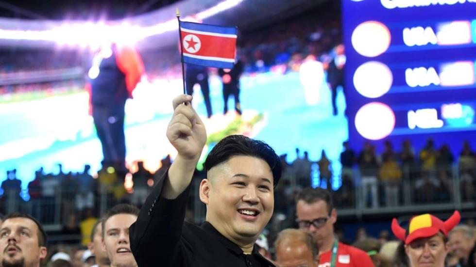 Kim Jong Un A Sensation At Rio Olympics As Hong Kong