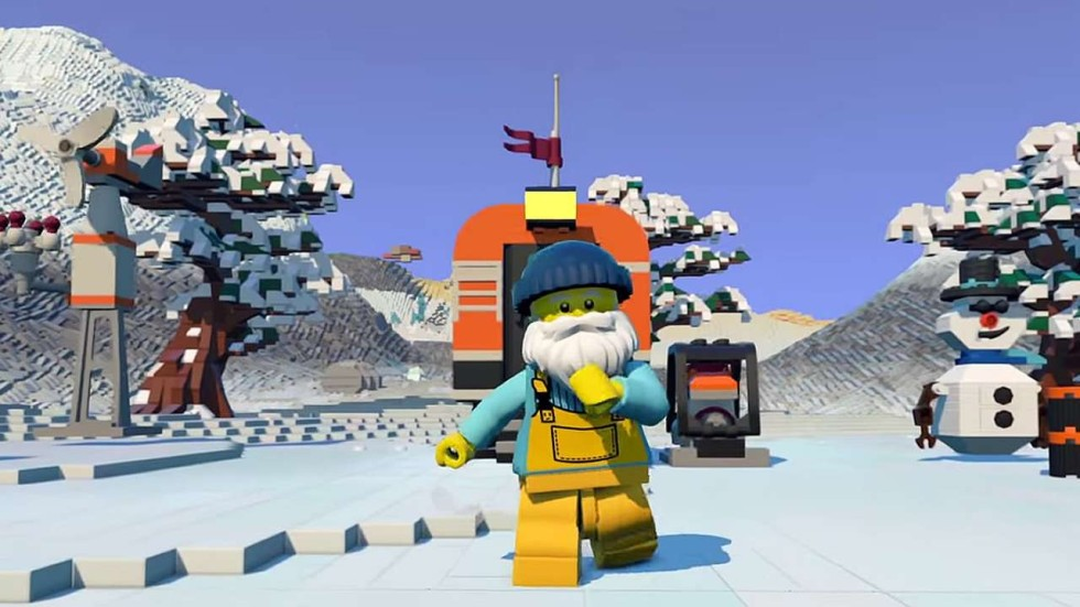 Game Review Lego Worlds Free Form Building Is Good Fun With Huge Promise If A Bit Fiddly