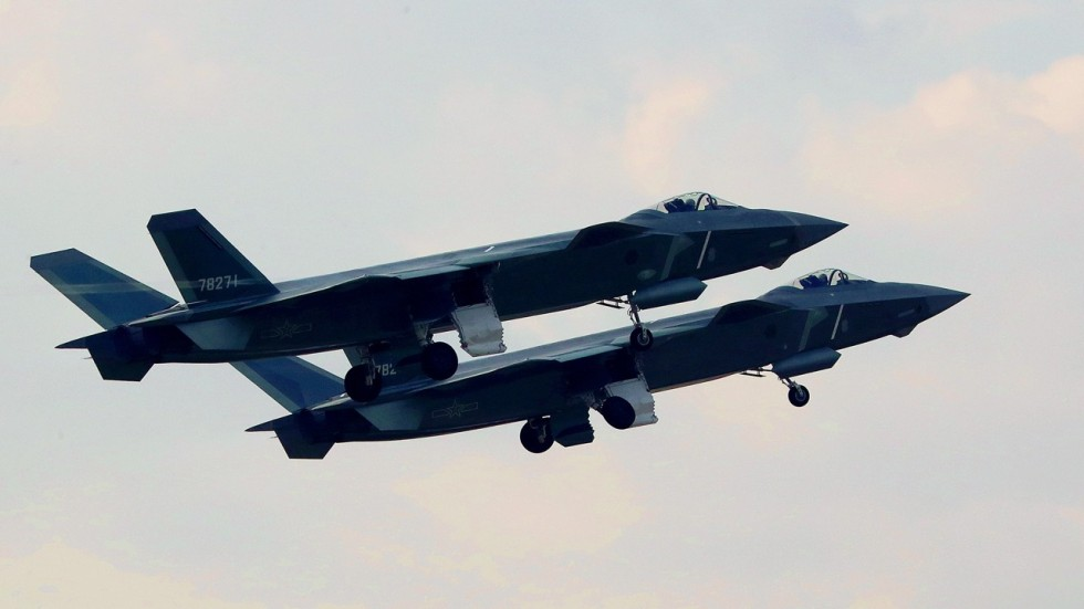 Why China's first stealth fighter was rushed into service ...