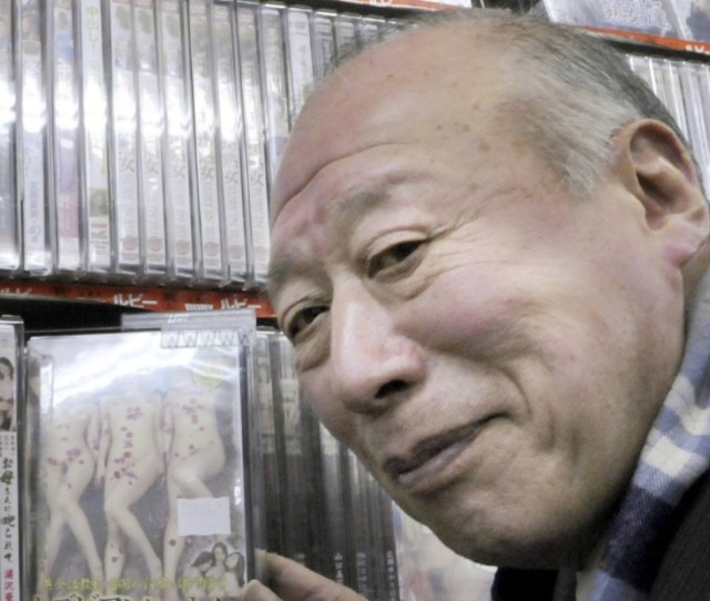 Meet Japans 82 Year Old Porn Star