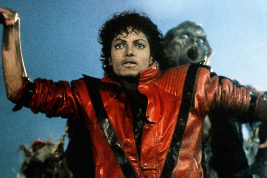 Thriller  was made because Michael Jackson wanted to be a monster     Michael Jackson s  Thriller  debuted in 3D at the Venice Film Festival