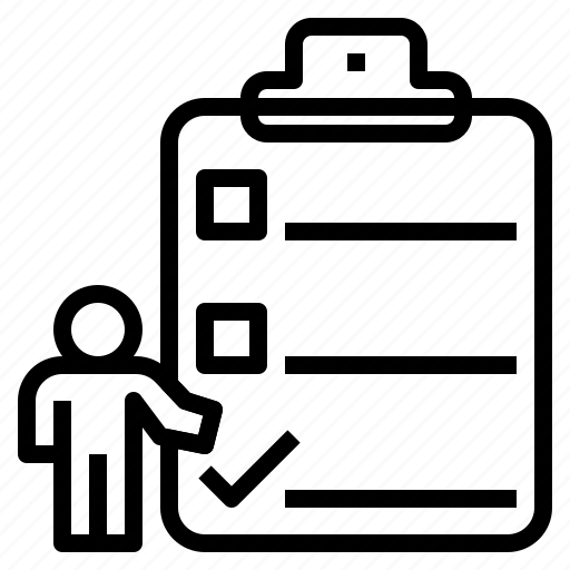 Action, activities, list, plan, steps icon
