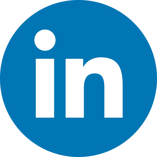 Circle, linkedin, logo, media, network, share, social icon