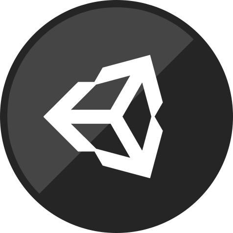 Game engine unity unity2d unity3d icon