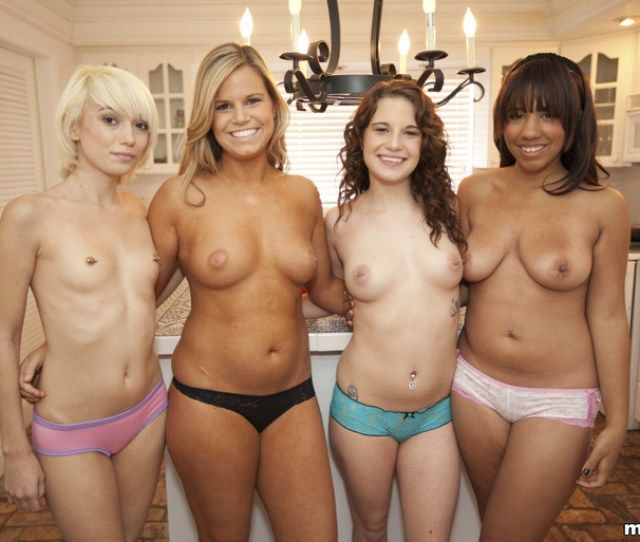 Naked Groups Girls Of College