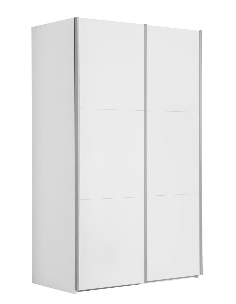 Skab Tarp 120x201 Hvid Jysk