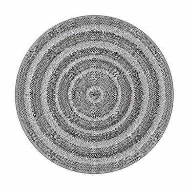 https www kalicodeco com tapis rond relief gris dashan 120 cm p 22991