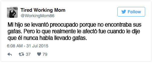 tweets sobre niños escritos por papa y mama 13