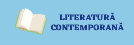 litera literatura contemporana
