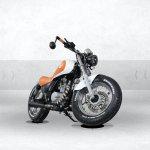 Suzuki Gz 125 Marauder Special Custom Bike Louis Motorcycle Clothing And Technology