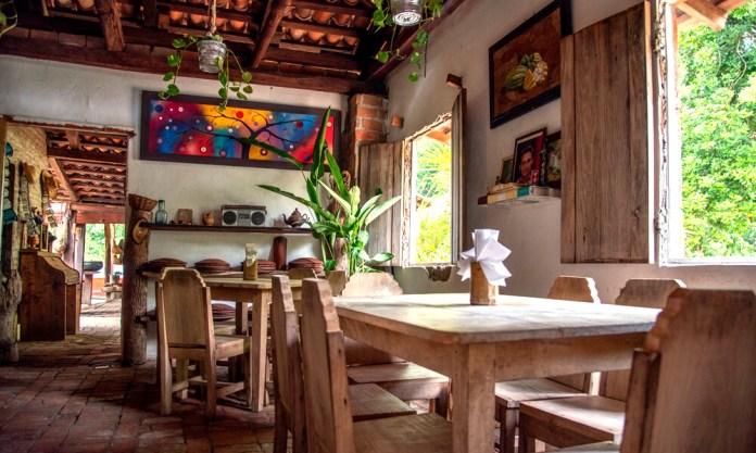Chontal Kitchen Interior by Nelly Córdova