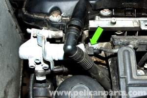 BMW E46 VANOS Solenoid Oil Line Replacement | BMW 325i
