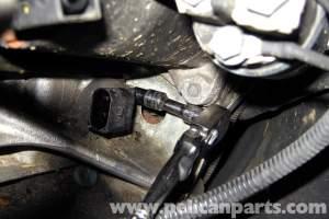BMW E46 Crankshaft Sensor Replacement   BMW 325i (2001