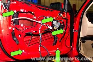 BMW E46 Front Window Regulator Replacement | BMW 325i (20012005), BMW 325Xi (20012005), BMW