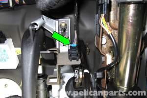 BMW E46 Brake Light Switch Replacement   BMW 325i (2001