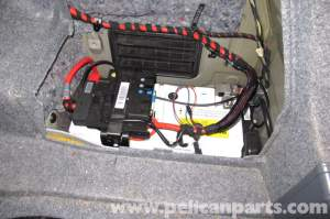 BMW E90 Battery Replacement | E91, E92, E93 | Pelican