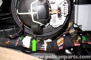 BMW E90 Blower Motor Replacement | E91, E92, E93 | Pelican Parts DIY Maintenance Article
