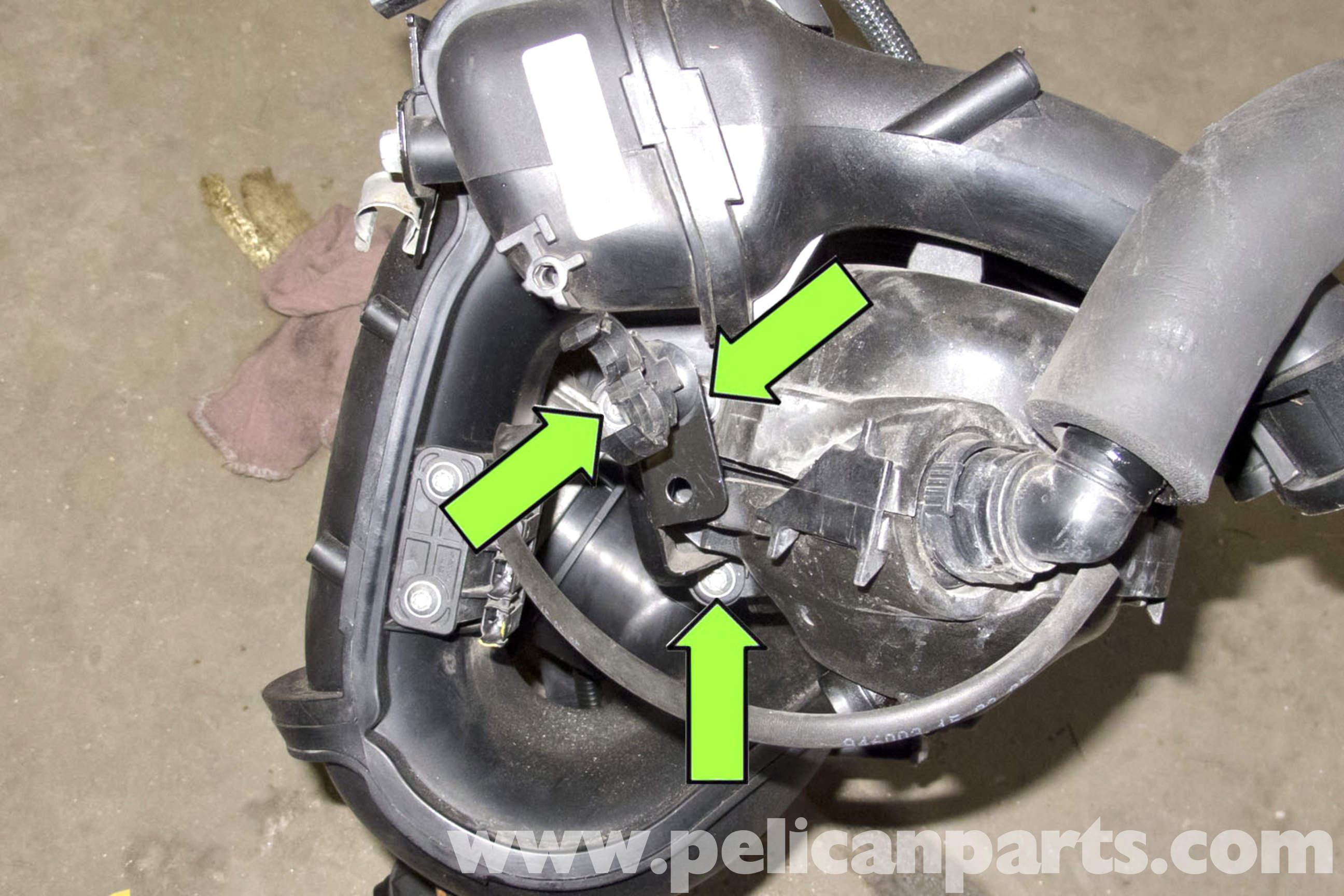 Bmw 330i Fuel Filter Replacement