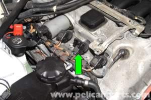 BMW E90 Spark Plug and Coil Replacement   E91, E92, E93   Pelican Parts DIY Maintenance Article