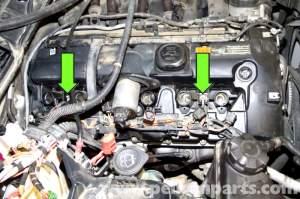 BMW E90 Valve Cover Seal Replacement   E91, E92, E93   Pelican Parts DIY Maintenance Article