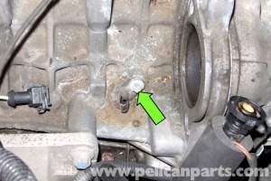 BMW E90 Crankshaft Sensor Replacement | E91, E92, E93