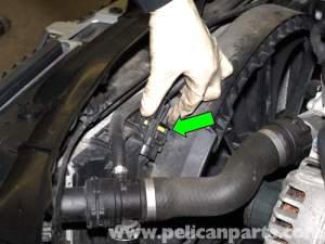 BMW E90 Cooling Fan Replacement | E91, E92, E93 | Pelican Parts DIY Maintenance Article