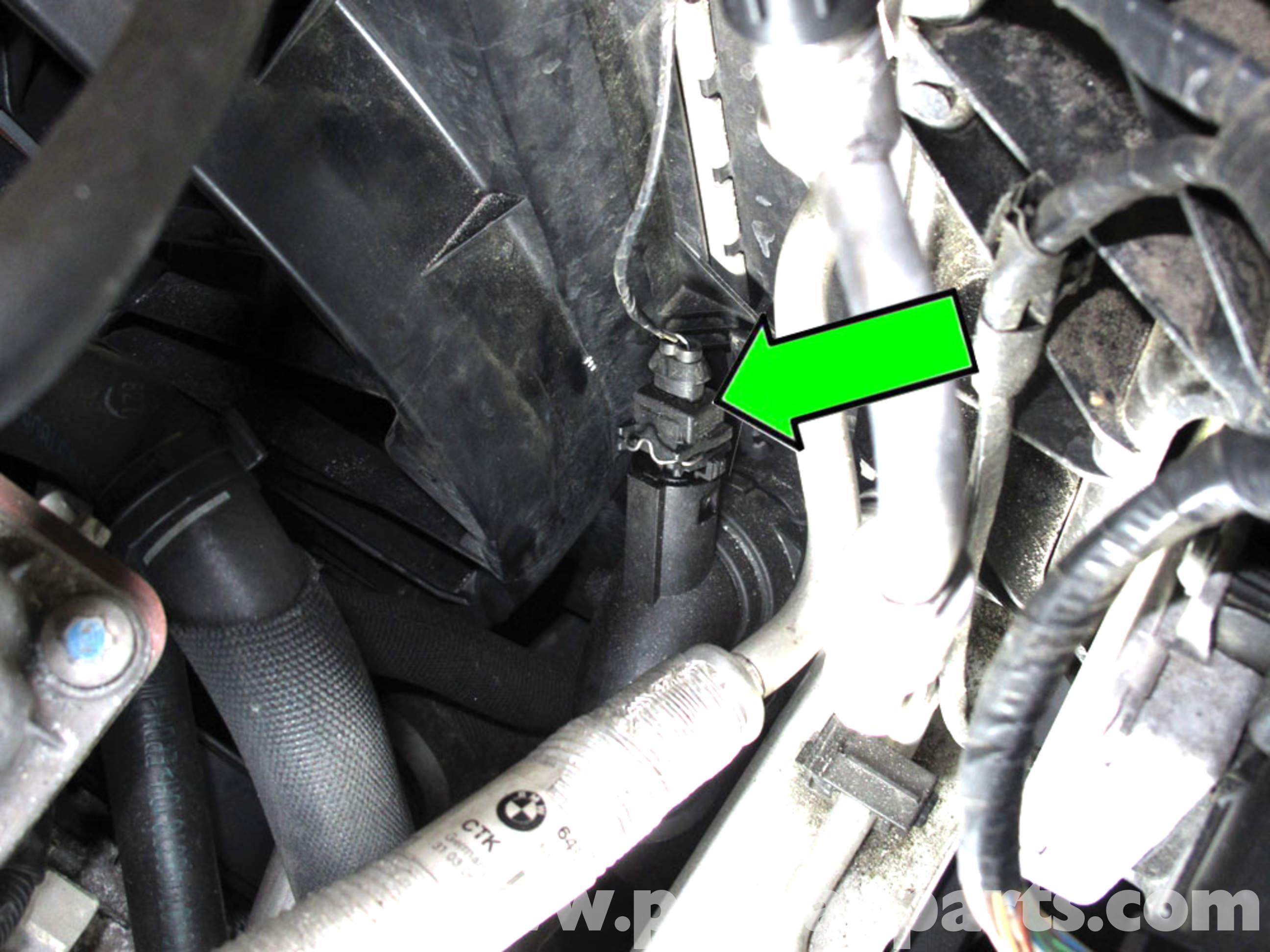 Engine Coolant Temperature Sensor Flow Chart