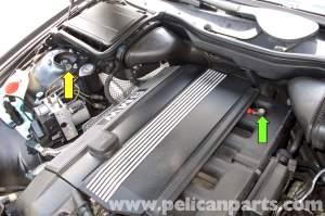 BMW E39 5Series Battery Replacement | 19972003 525i, 528i, 530i, 540i | Pelican Parts DIY
