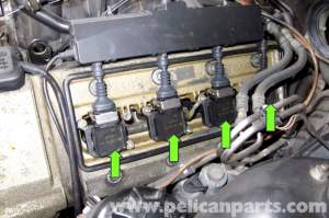 BMW E39 5Series Spark Plug Coil Replacement | 19972003
