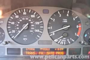 BMW E39 5Series Transmission Fail Safe | 19972003 525i