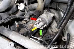 BMW Z3 Starter Replacement | 19962002 | Pelican Parts DIY